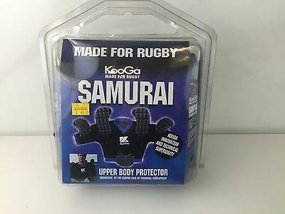 KooGa Rugby SAMURAI Upper Body Protector Size XL - New
