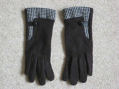 Duki Daso Womens Gloves Size Large