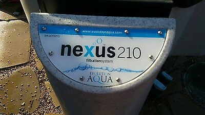 Evolution aqua nexus Koi pond filter