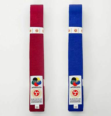 Seishin Competition Belt – NOW ON SALE!