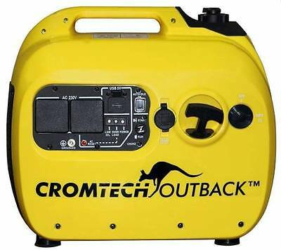 2.4kVA Cromtech Outback™ Only $870 plus free cover
