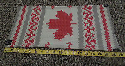 Canada Day Maple Leaf Buff Headwear
