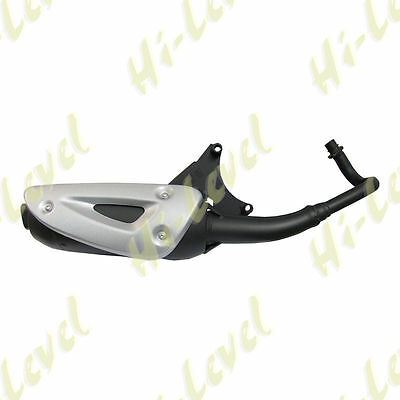 Scooter Exhaust - Exhaust - Standard - Piaggio ET4 50 / LX 50 4T HL-559555