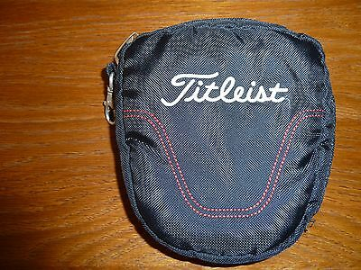 Genuine titliest tool kit bag with original wrench only