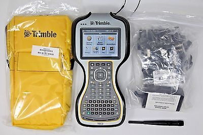 Trimble TSC3 2.4GHz GNSS GPS Robotic Total Station Data Collector w/ Access 2017