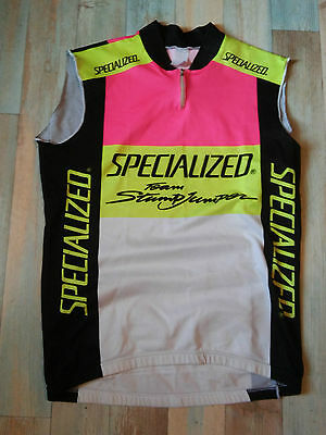 Maillot Cycliste  Specialized Team Stump Jumper Taille Xl/5 Tbe