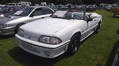 Ford Mustang 5.0 gt v8 convertible american