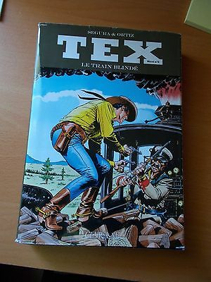 BD - TEX maxi n° 8 - Le train blindé