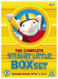 The Complete Stuart Little (3 Disc Box Set) [1999] [DVD] [2006] New & Sealed