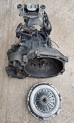 Ford Mondeo Mk3 2.0 Tdci 5 Speed Gearbox And New Flywheel 4S7R7002 Aa