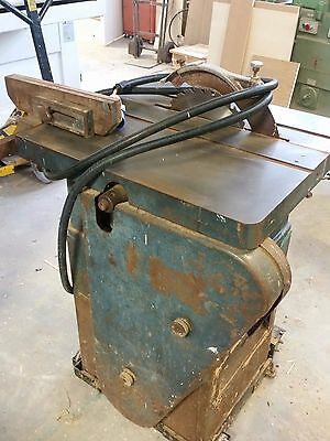 Junior Whitehead & Co (HX) Ltd. Woodworking Rip Saw