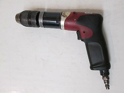 "Desoutter Pistol Grip Air Drill DR750-P-C10  ~ Jacobs 500 Series 1/2"" Chuck"