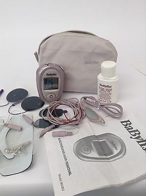 Babyliss H32 Electroliss Sensor- Epiliss Electrolysis Hair Removal System