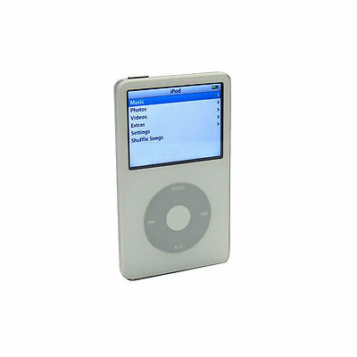 Apple iPod classic 5th Generation White (30GB) -New Other- Search Fnct & Wolfson