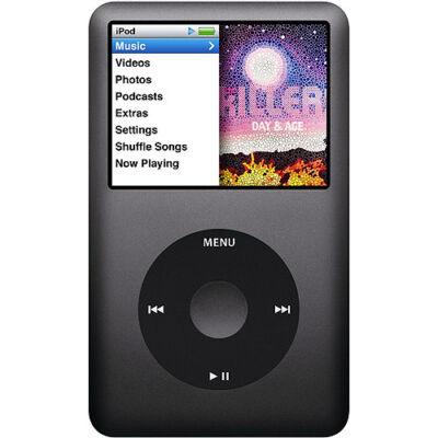 Apple iPod Classic 7th Generation Black (160GB) - New Other with Box