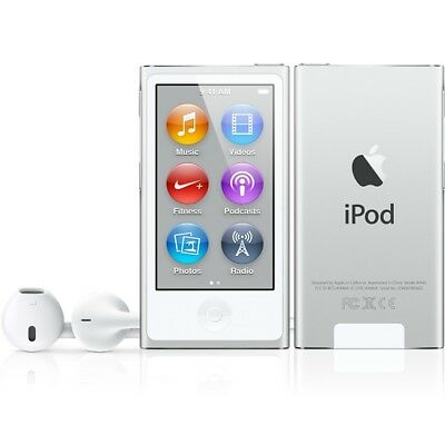 NEW Others - Apple iPod nano 7th Generation Space Grey / Black (16GB)