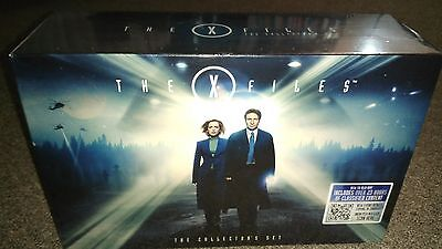 The X-Files Complete Series Season 1-9 NEW 55-DISC BILINGUAL BLU-RAY SET SEALED