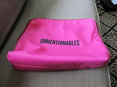 Kate Spade Travel Pouch Pink - #3680
