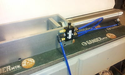 kevinkrusher can crusher model 2.0 w/ 12, 16 and 24 oz , capacity air tool