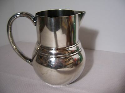 Vintage Silver Plated Pitcher Reed & Barton #5655