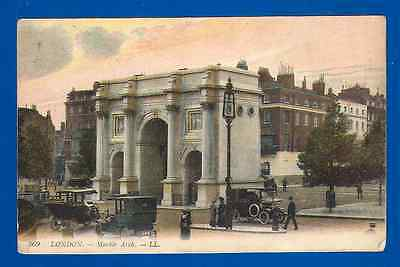 Vintage Postcard London. Marble Arch # 369 by LL / Levy.