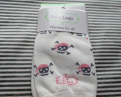 Baby Legs Jolly Jill Leg Warmers New with Tags