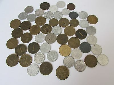 Approx 53 Austria Coins  Uk Delivery Only