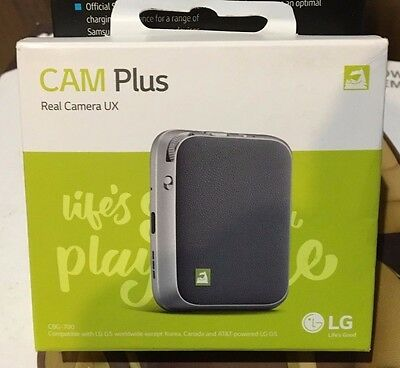 LG Cam Plus Model CBG-700 Real Camera UX  For LG G5