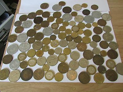 100+  France Coins   Uk Delivery Only