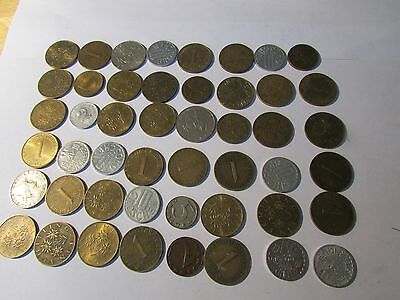 Approx 47 Austria Coins  Uk Delivery Only  Batch 3