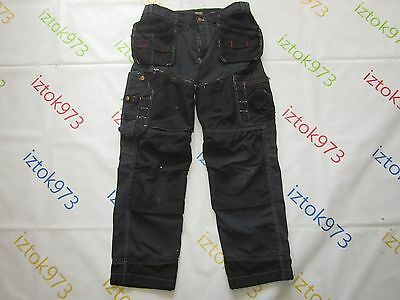 Blåkläder Men's KNEE PADS WorkWear Outdoor Cargo System Trousers Pants sz C50