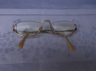 Pair Of 60's Vintage Retro Glasses Spectacles Owp Germany
