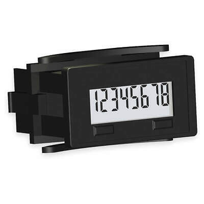 REDINGTON Electronic Counter,8 Digits,LCD, 6300-1500-0000