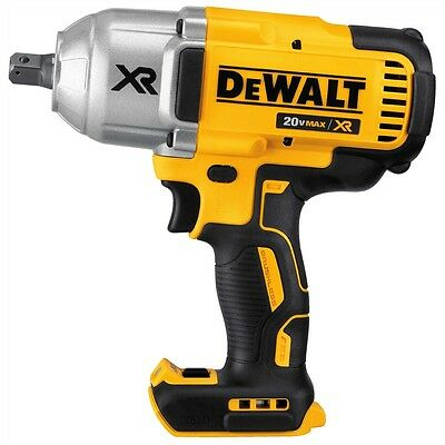 "DEWALT DCF899B 20V XR Li-Ion 1/2"" Impact Wrench with Detent Pin Anvil -Tool Only"