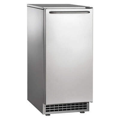 ICE-O-MATIC Ice Machine,85 lb.,Pearl,Air, GEMU090, Gray