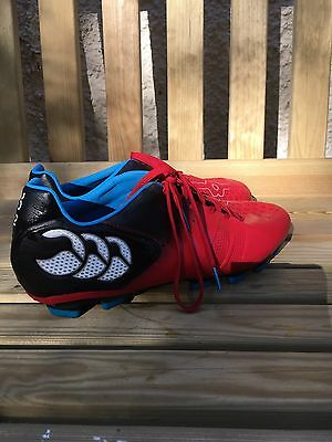 Canterbury Rugby Boots Size 9