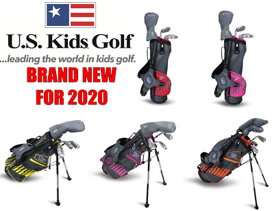 'NEW' US Kids Golf Package Sets - All Sizes/Ages