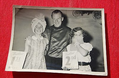 Butlin's Holiday Camp Original Filey 1954  Large Photo of Fancy Dress Winners