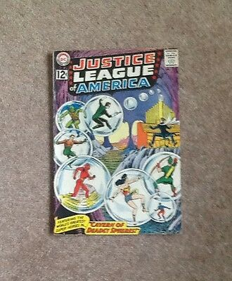 Justice League Of America 16 Fn 1962 £42