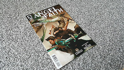 ANGEL & FAITH: SEASON 10 #12 of 25 Cvr A (2015) DARK HORSE SERIES - BUFFY