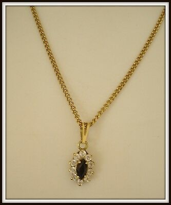 petit pendentif  or 18 carats necklace  jewelry antique pendant gold