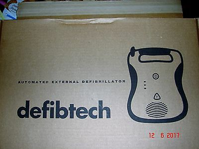 New Defibtech AED DCF-100
