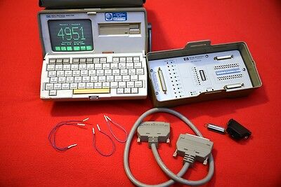 HP 4951C Protocol Analyzer w/ 18179A Interface*