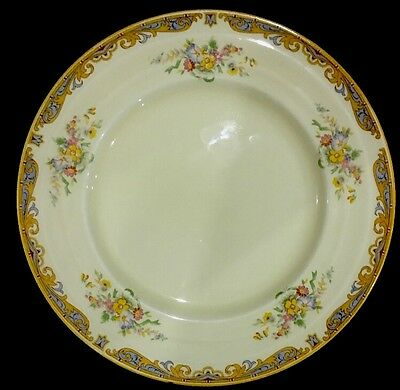 Vintage Grindley Ludlow Made In England Set of 6 Bread Plates