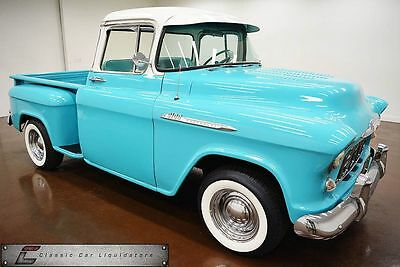 1956 Chevrolet 3100 Pickup Pickup 1956 Chevrolet 3100 Big Window