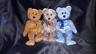 Official TY Beanie Babies, Bears, Retired