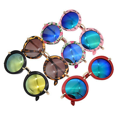 1 Pc Girl Kid Children Anti-UV Polarizer Sunglasses Multicolor Cool Outdoor
