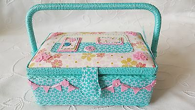 Caravan Sewing Box Small Size By Hobby Gift