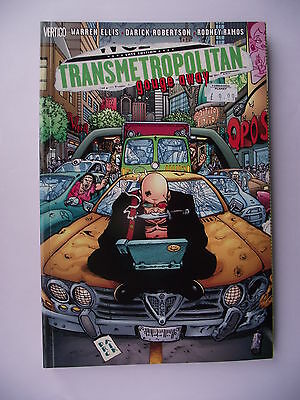 Transmetropolitan: Vol 6: Gouge Away. P/B 2002. Mint Condition Vertigo
