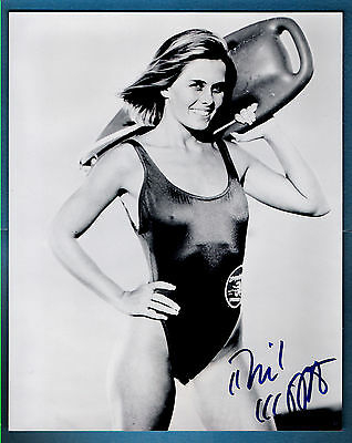 sig - Nicole Eggert Autograph - Signed 8x10 photo - Actress
